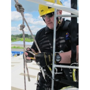 Rope Access BS 7985 and BS ISO 22846 - 2012